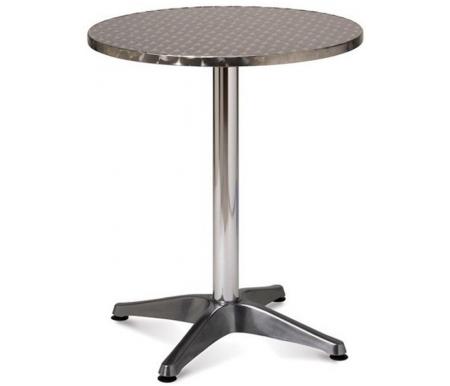 Купить Металлический стол Афина, LFT-3127/2107-D60 Silver, Россия