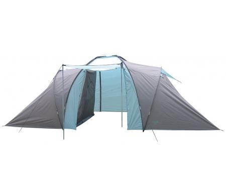 Палатка OskariПалатки<br>Особенности: <br>- швы: проклеенные ;<br><br>- водяной столб, мм: 2000;<br><br>- водооталкивающая пропитка;<br><br>- внутренний тент: дышащий полиэстер;<br><br>- пол: армированный полиэтилен;<br><br>- палатка с двумя раздельными комнатами;<br><br>- два входа;<br><br>- большой внутренний защищенный тамбур;<br><br>- обзорные окна;<br><br>- москитные сетки на входе и окнах;<br><br>- откидной козырек на стойках;<br><br>- вентиляция.<br>