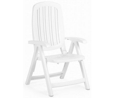Купить Пластиковое кресло Nardi, Salina белое, Италия, белый