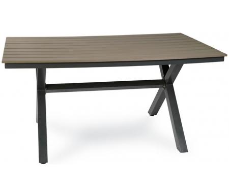 Купить Металлический стол Joygarden, Aroma 150 см светло-коричневый, Китай