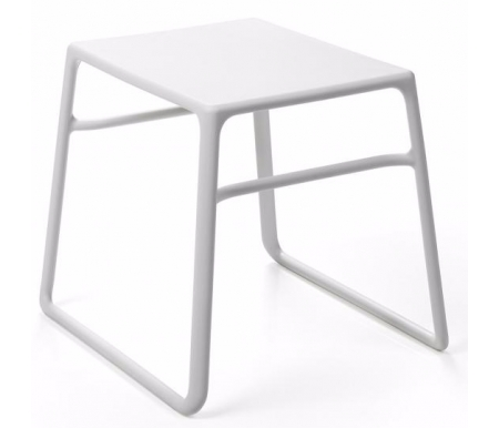 Купить Пластиковый стол Nardi, Pop белый, Италия