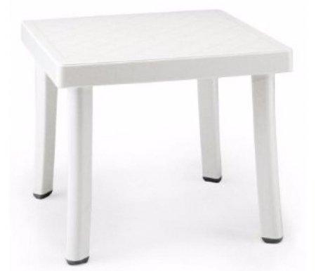 Купить Пластиковый стол Nardi, Rodi белый, Италия