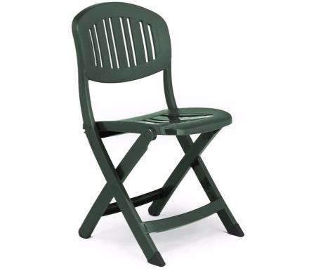 Купить Пластиковый стул Nardi, Capri зеленый, Италия