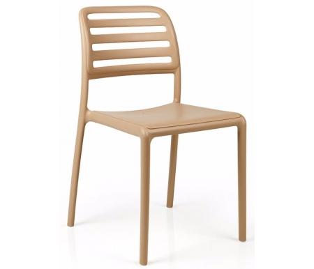 Купить Пластиковый стул Nardi, Costa Bistrot бежевый, Италия