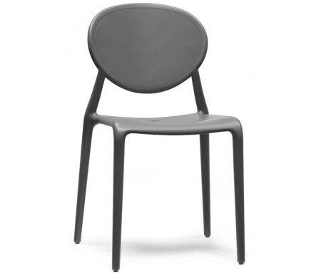 Купить Пластиковый стул Scab design, Gio антрацит, Италия