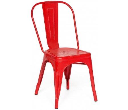 Купить Металлический стул Тетчер, Secret De Maison Loft Chair mod. 012 красный / red vintage, Китай