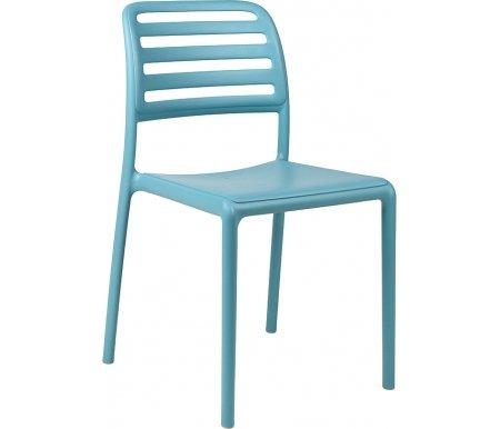 Купить Пластиковый стул Nardi, Costa Bistrot голубой