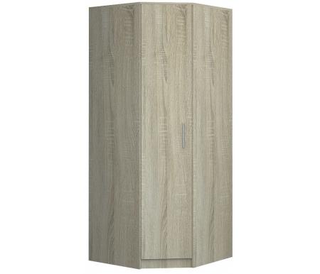 Угловые распашные шкафы Ломбардия дуб сонома  Шкаф угловой НК мебель