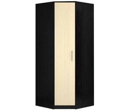 Купить Шкаф угловой НК мебель, Ребекка венге / дуб кремона, Россия