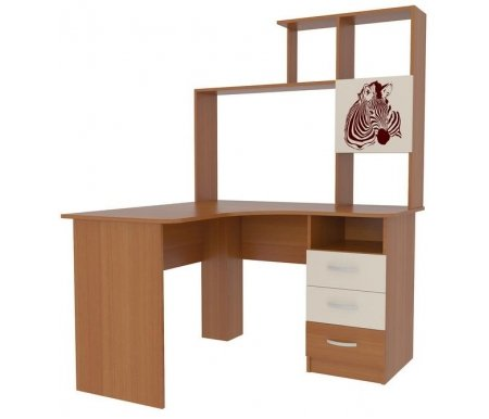 Компьютерный стол Галерея 1200 угловой (с прямой надстройкой)Компьютерные столы<br>Компьютерный стол Галерея 1200 угловой (с прямой надстройкой) оснащен тремя выдвижными ящиками. <br> <br>  Модель имеет восемь вариантов фасадов с различными рисунками.<br> <br>  Размеры фасада: 39,7 см х 39,7 см.<br> <br>  Ширина надстройки: 18 см.<br> <br>  Сборка стола универсальная.<br><br>Цвет: Ясень Шимо темный / Крем<br>Цвет: Вишня Оксфорд / Крем<br>Цвет: Дуб млечный / Крем<br>Длина: 120 см<br>Ширина: 120 см<br>Высота: 162 см<br>Материал: ЛДСП<br>Цвет: Дуб Млечный / Крем, Вишня Оксфорд / Крем, Ясень Шимо темный / Крем