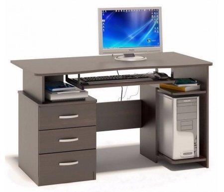 Купить Компьютерный стол Сокол, КСТ-08.1 венге