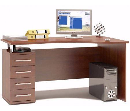 Компьютерный стол КСТ-104 Сокол