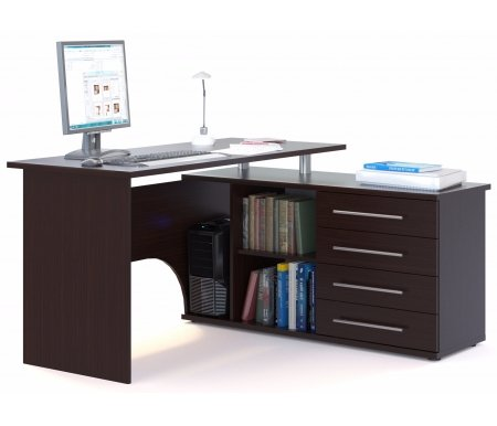 Фото Компьютерный стол Сокол. Купить с доставкой
