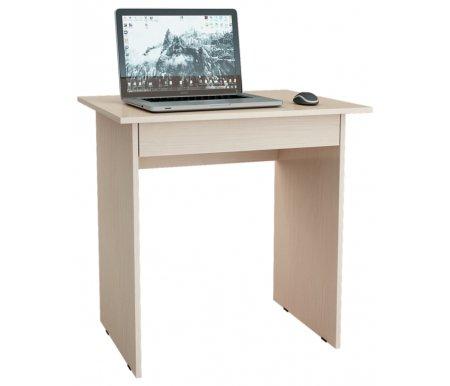 Компьютерный стол Милан-2Я МСТ-СДМ-2Я-##-16 дуб молочныйКомпьютерные столы<br>Ящики на роликовых направляющих.<br>