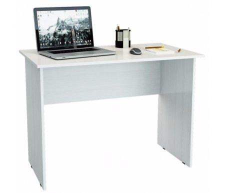 Компьютерный стол Милан-5 МСТ-СДМ-05-##-16 белыйКомпьютерные столы<br><br>