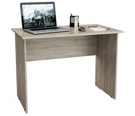 Компьютерный стол Милан-5 МСТ-СДМ-05-##-16 дуб сонома Мастер