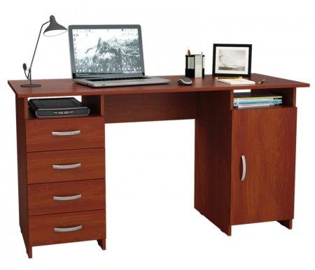 Компьютерный стол Милан-7 МСТ-СДМ-07-##-16 итальянский орехКомпьютерные столы<br>Все ящики на роликовых направляющих.<br>