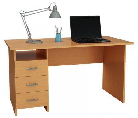 Компьютерный стол Прато МСТ-СОТ-14-##-16 букКомпьютерные столы<br>Все ящики на роликовых направляющих.<br>