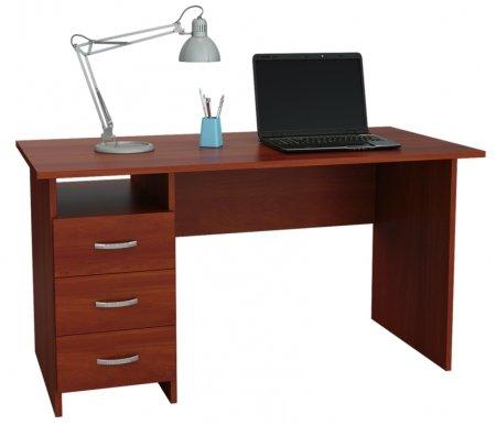 Компьютерный стол Прато МСТ-СОТ-14-##-16 итальянский орехКомпьютерные столы<br>Все ящики на роликовых направляющих.<br>