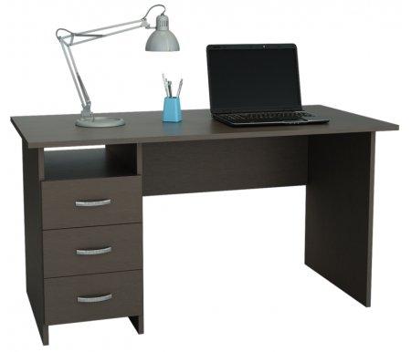 Компьютерный стол Прато МСТ-СОТ-14-##-16 венгеКомпьютерные столы<br>Все ящики на роликовых направляющих.<br>