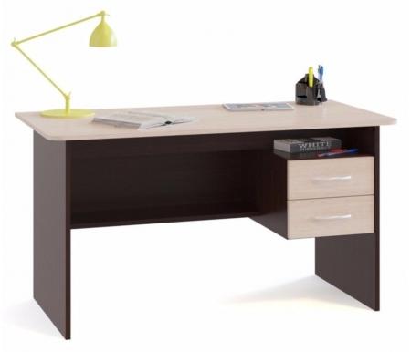 Купить Компьютерный стол Сокол, СПМ-07.1 венге / беленый дуб, венге / беленый дуб / беленый дуб