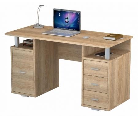 Письменный стол двухтумбовый ПС 40-07 Васко