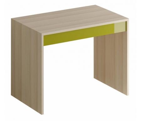 Здесь можно купить Mix Plus 98 см оливковый глянец  Письменный стол ОГОГО Обстановочка