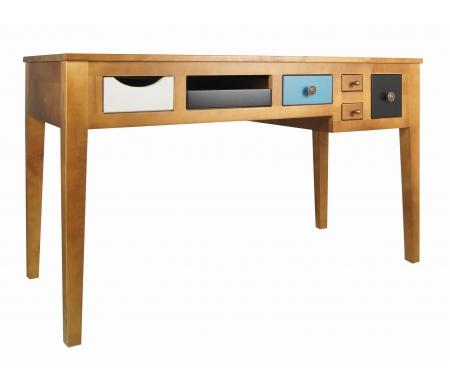 Рабочий стол Aquarelle Birch RE-12ETG4Компьютерные столы<br><br>