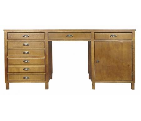 Купить Рабочий стол Этажерка, Gouache Birch ETG113/1, Россия, коричневый