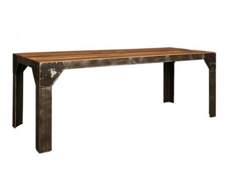 Стол Industrial ETG119Деревянные столы<br><br>