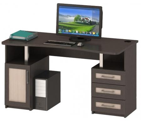 (прямой) СОЛО-021  Стол компьютерный Васко