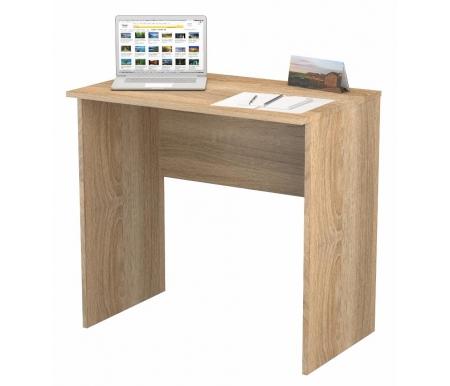 Стол письменный ПС 40-01Компьютерные столы<br>Стол письменный ПС 40-01 - простой и миниатюрный стол по самой демократичной цене. Идеально подойдет для ноутбука.<br><br>Длина: 80 см<br>Ширина: 50 см<br>Высота: 77 см<br>Материал: ЛДСП<br>Цвет: дуб сонома, венге, орех валенсия<br>Вес: 17 кг