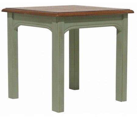 Консоль Olivia большая (GC2003/1)Консольные столы<br>Консоль Olivia изготовлена из натурального дерева по разработкам французских дизайнеров. Модель выполнена в кантри стиле и отлично впишется в интерьер, созданный из одноименной коллекции мебели Olivia.<br><br>Ширина: 65 см<br>Глубина: 55 см<br>Высота: 60 см<br>Материал: массив березы<br>Цвет: оливковый
