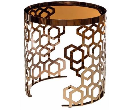 Стол журнальный 13RXET8011-GOLDЖурнальные столы<br><br>