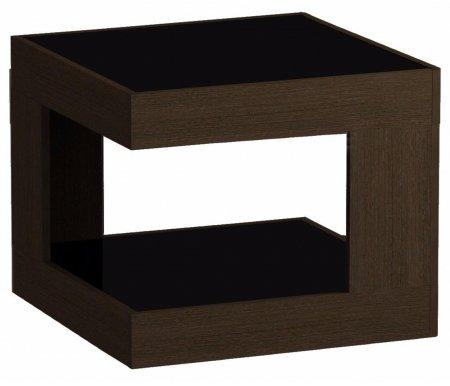 Стол журнальный Leset LS 746Журнальные столы<br>Стол журнальный Leset LS 746 отлично впишется в любую гостиную или спальню.<br> <br>Модель изготовлена из качественных материалов.<br> <br>Верхняя и нижняя столешницы выполнены из стекла.<br>