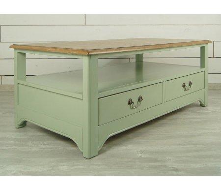 Стол журнальный Olivia счетырьмя ящиками GC1004Журнальные столы<br><br>
