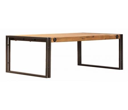 Купить Журнальный стол Тетчер, Secret De Maison City L11 коричневый дым, светло-коричневый