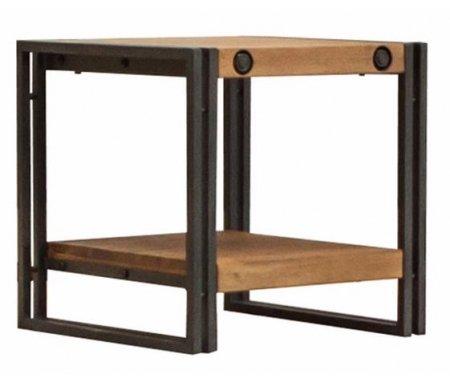 Купить Журнальный стол Тетчер, Secret De Maison City L12 коричневый дым, светло-коричневый
