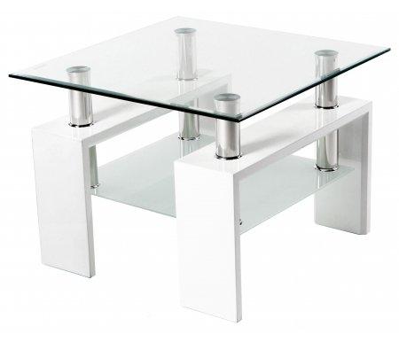 Журнальный стол ST-052 белыйЖурнальные столы<br><br>