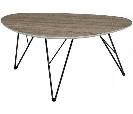 Купить Журнальный стол Мебель Малайзии, Wood 85 4 дуб серо-коричневый винтажный, Китай