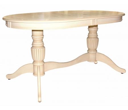Обеденный стол Альт 11 - 12 патинаДеревянные столы<br>Выполнено из экологической древесины массив березы.<br>