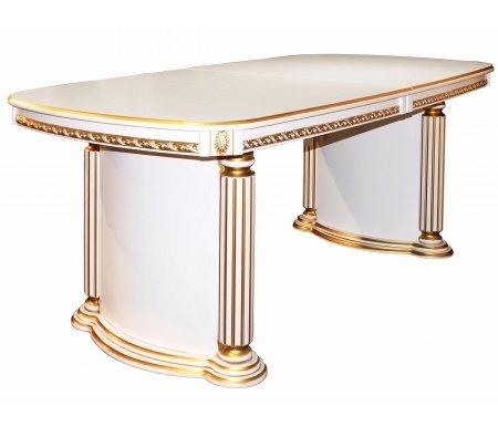Обеденный стол Альт 21-10Деревянные столы<br>Выполнено из экологической древесины массив березы.<br>