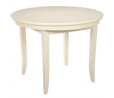 Купить Обеденный стол ДИК Мебель, Балет слоновая кость, слоновая кость / слоновая кость
