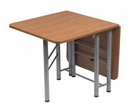 Обеденный стол Венеция 003 букДеревянные столы<br>Обеденный стол Венеция 003 имеет механизм книжка , в собранном состояние он легко транспортируется и занимает совсем не много места. Подходит для использования как в гостиной, так и на кухне.<br>