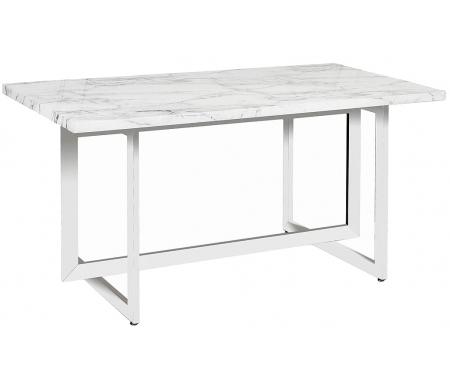 Купить Стол Garda Decor, 30F-987W5501-3 150 х 90 х 75 см белый