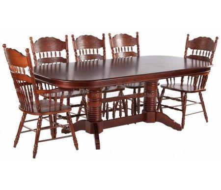 Здесь можно купить CHDT - 4284 SBP  Стол Мик Деревянные столы