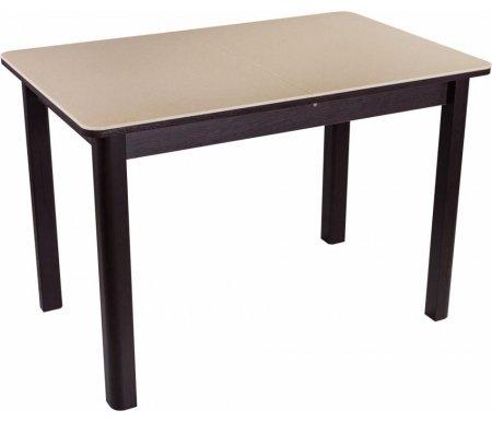 Стол Альфа ПР-1 КМ венге / км 06 / ножка 04 венгеДеревянные столы<br><br>