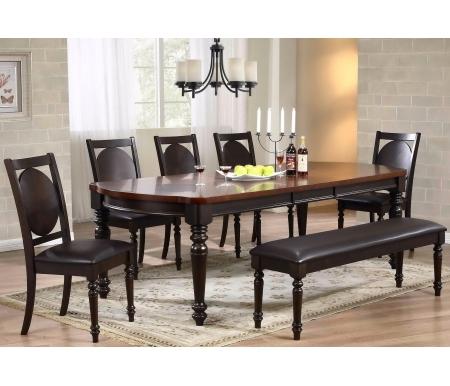 Стол GR GTDT-B4499-WCTДеревянные столы<br><br>