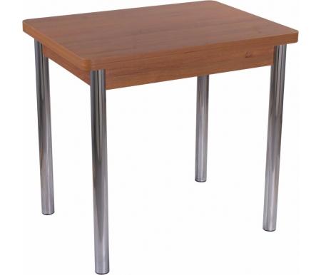 Стол Дрезден 2 М  орех / ножка 02 хромДеревянные столы<br><br>