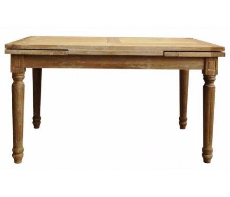 Стол обеденный DT-515F-OAKДеревянные столы<br>Раскладной стол DT-515F-OAK разработан европейскими специалистами, выполнен из натуральных материалов, устойчив и надежен.<br>